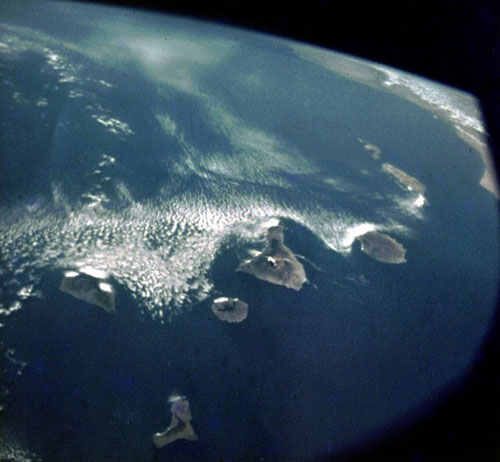Canary Islands Pacific